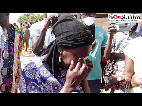 Démolitions à Mbour 4, récit glaçant d'une femme qui fond en larmes devant Thierno Bocoum