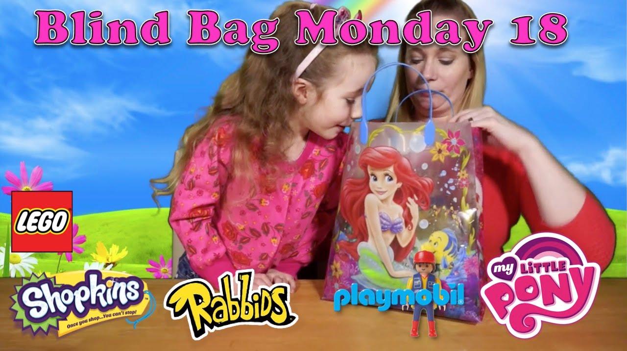 Blind Bag Monday Episode 18 Youtube