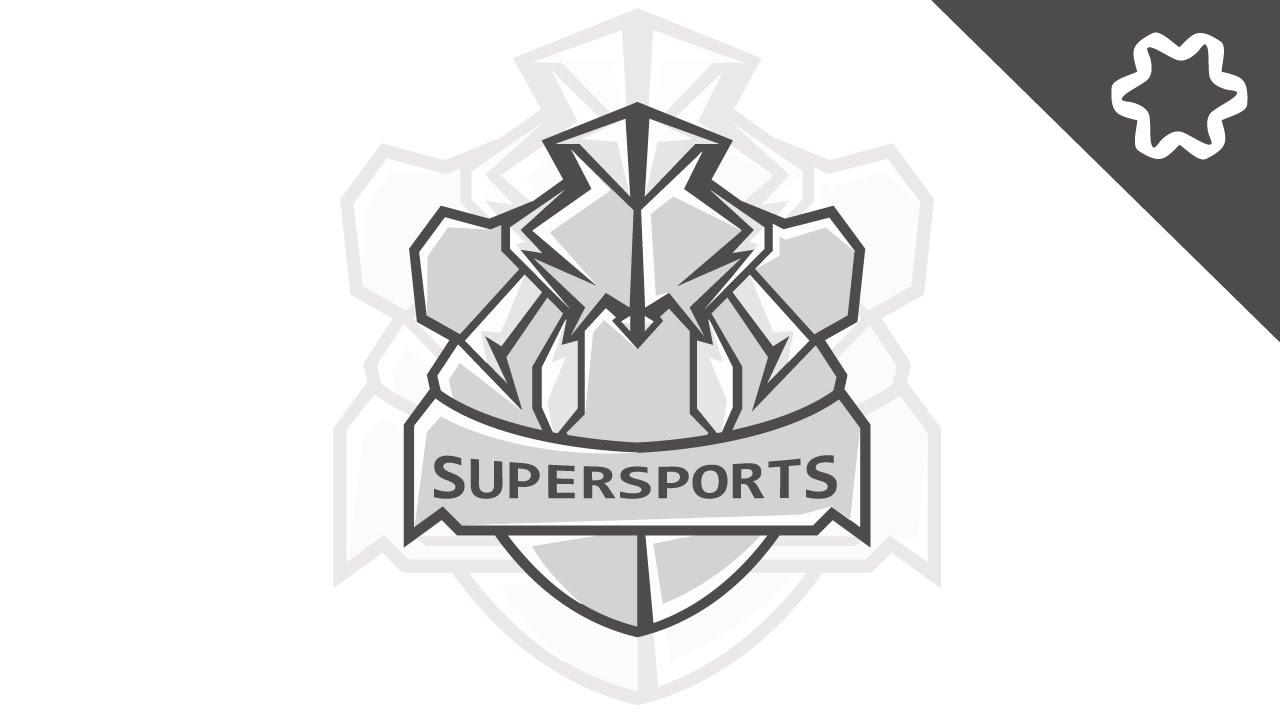 Adobe Illustrator Tutorial: Design E Sports / Sports Logo