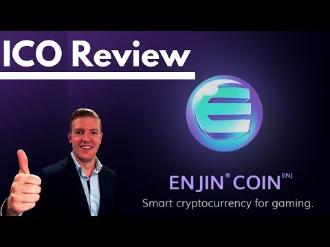 Enjin Coin ICO Review - A Legit Crypto for Gaming?