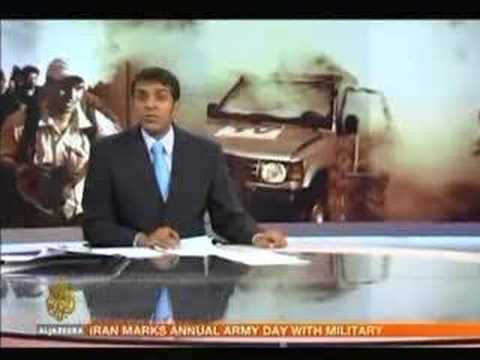 Mosaic News - 4/17/08: World News from the Middle East