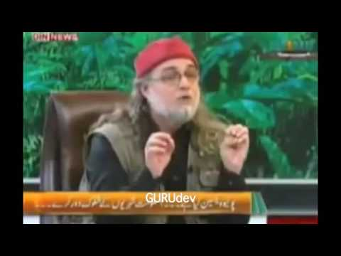 Zaid Hamid completely against polio Vaccination in Pakistan