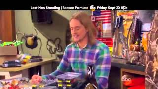 Last Man Standing Season 3 Guess Who's Coming TV Show Promo