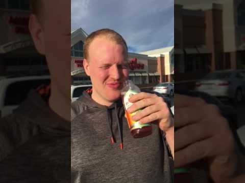 Doug tries Kombucha for the first time.