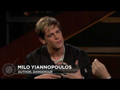 Thumbnail: Milo Yiannopoulos Interview | Real Time with Bill Maher (HBO)