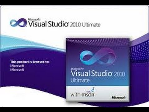 Cách cài đặt Microsoft Visual Studio 2010 Ultimate Nhanh gọn và tiện lợi