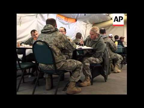 Tour Of US Base Ordered To Be Closed By Kyrgyzstan, Reax