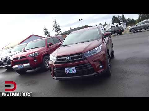 AutoCross: 2017 Toyota Highlander on Everyman Driver
