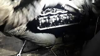Ремонт дизельного двигателя пассат  b5