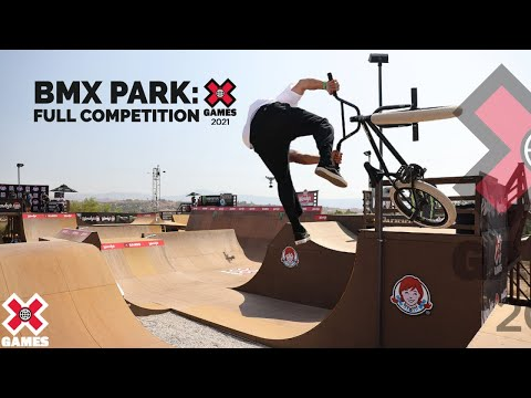 Wendy's BMX Park: FULL COMPETITION | X Games 2021