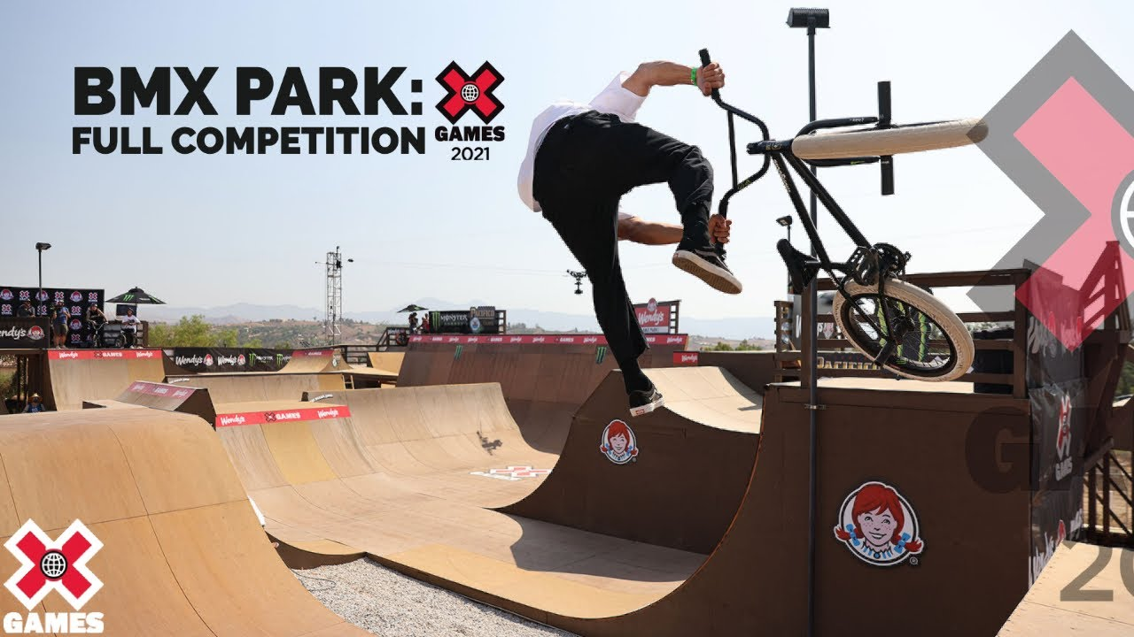 Download Wendy's BMX Park: FULL COMPETITION   X Games 2021