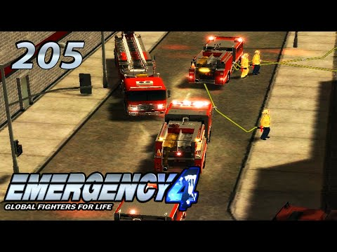Emergency 4 Ep205| City of Angels mod