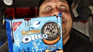 Nabisco Oreo® Halloween Cookies 2015 REVIEW!