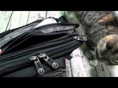 ECBC Lance Executive Daypack - TSA Fast Pass System