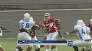 Alabama-Mississippi all star game ends with another Ala. victory