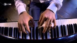 """Pianist Igor Levit in """"aspekte"""""""