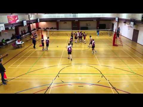 Intervolley Manchester vs University of Manchester - NVL M3N