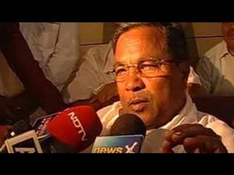 Modi has no magic: Congress' Siddaramaiah