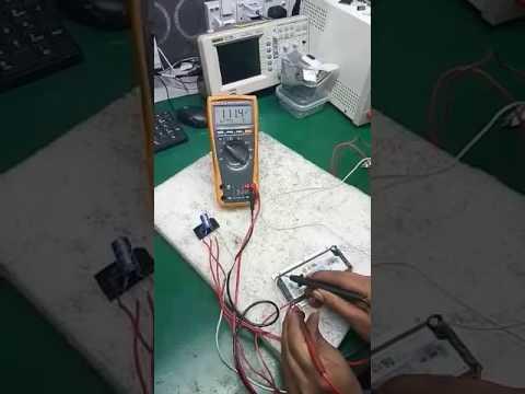 Testing VICOR POWER SUPPLY VI-254-CW | Ingress Malaysia