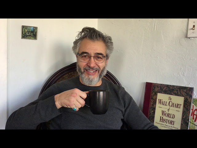 A message on COVID-19 from Seattle, Washington with Carter Rodriquez
