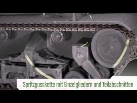 Macheta Tanc Revell Panzerkampfwagen 35(t)