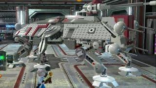 LEGO Star Wars III: The Clone Wars - All Republic Land Vehicles