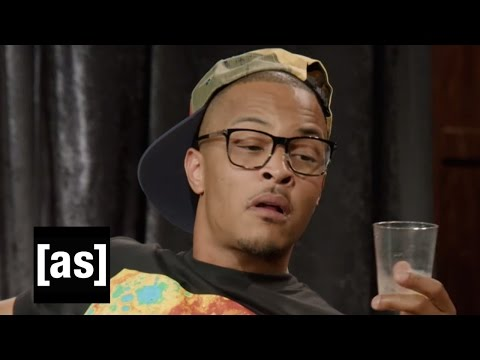 T.I. Part 1 | The Eric Andre Show | Adult Swim