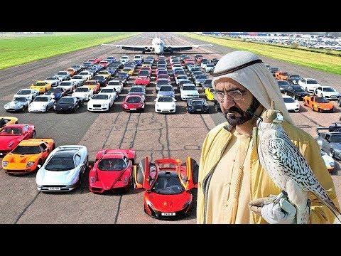 Les 10 Hommes Les Plus Riches De Dubai - DavidFaitDesTops