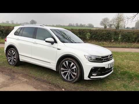 Volkswagen Tiguan R-Line 4-motion DSG 2018MY review