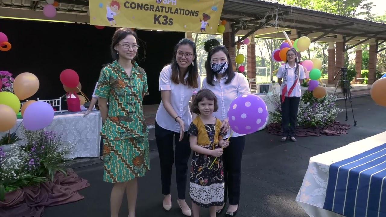 Sekolah Pelita Harapan Lippo Village K3 End of Year Celebration