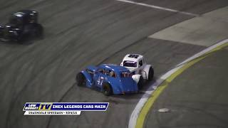 MAIN EVENT: INEX Legend Car Main from Irwindale Speedway 3/24/18