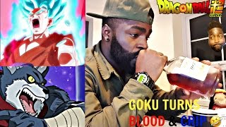 👊💥THE FIGHT WE BEEN WAITIN FOR! 👐| GOKU VS BERGAMO | DRAGON BALL SUPER 81 | REACTION! |