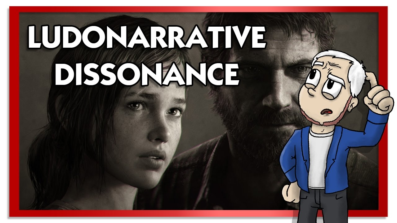 Ludonarrative Dissonance