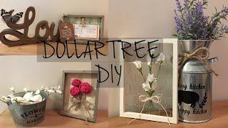 DOLLAR TREE SPRING DECOR DIY & COLLAB!!!