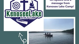 An Update and Message from Kenosee Lake!
