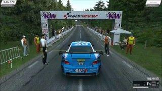Raceroom Racing Experience - Lake View Hillclimb Practice (HD 1080p)