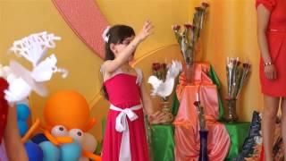 Выпускной.в детском саду. Танец
