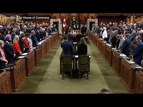 House of Commons pays tribute to Gord Downie