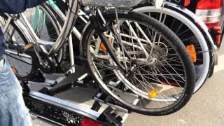 Fahrradträger Atera montieren - Mietmeile.de