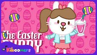 Rockin' Easter Bunny | The Kiboomers | Kids Songs | Easter Eggs | Rabbit