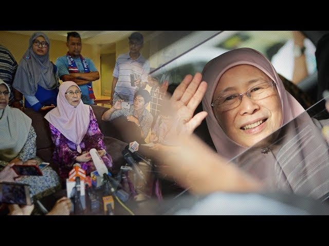 Anwar could be freed in days, says Dr Wan Azizah