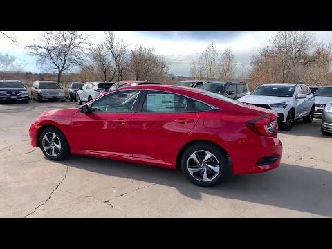 2020 Honda Civic Sedan Aurora, Denver, Highland Ranch, Parker, Centennial, CO 42895