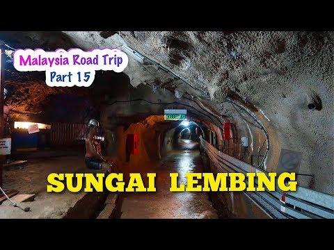 Sungai Lembing Underground Tin Mines / Lombong Biji Timah Pahang/Jelajah Malaysia