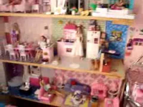 Manualidades para mi barbie 2 youtube - La casa de las manualidades ...