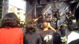 PUERTAS AL SOL - HAMADRIA - ROCK PARAISO 2011