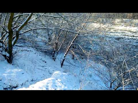 Neris River 31 December 2015 - Lithuania