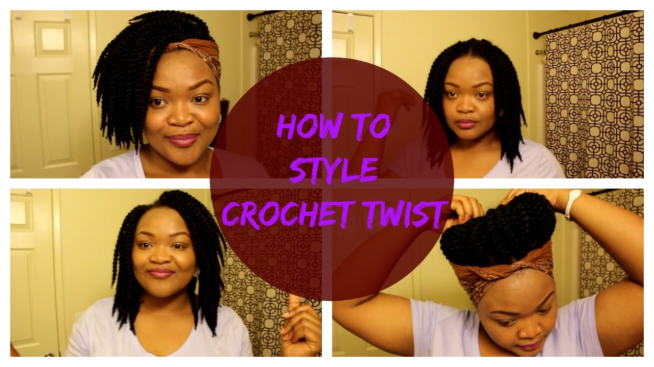 How To Style Crochet Twist Short 10