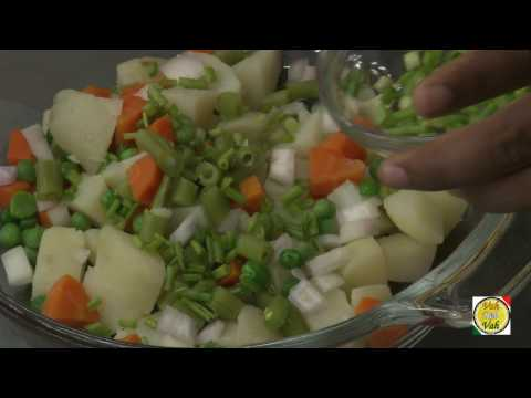 Russian Salad - By Vahchef @ Vahrehvah.com