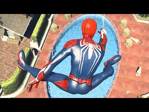 Play as SPIDERMAN in GTA 5!! *ALL ABILITIES & FIGHT CRIME* (GTA 5 Mods)