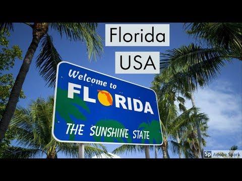Travel Guide Florida North America USA Video